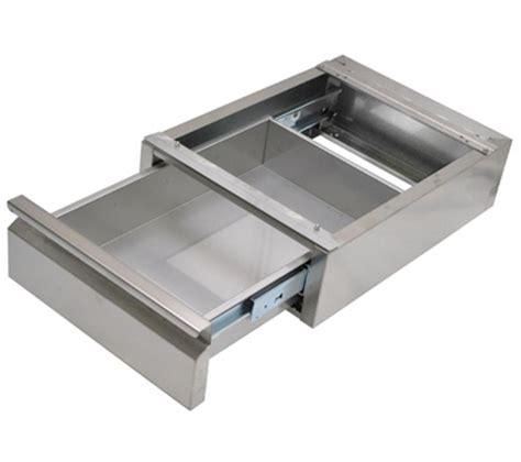 bloc tiroir cuisine tiroirs inox bloc tiroir et tiroir à marc cogenim