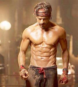 You Too Can Get Six Pack Abs Like Shah Rukh Khan