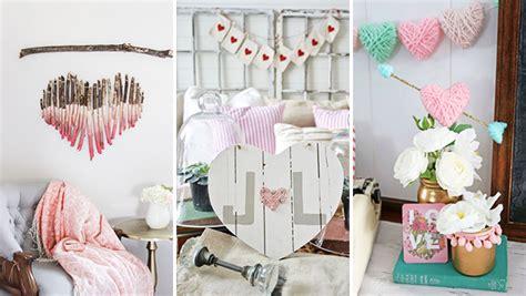 16 Delightful Diy Home Decor Ideas For Valentine's Day