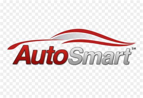 Autosmart, Inc. Car Automobile Repair Shop Logo