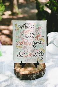 wedding table sign ideas http wwwweddingchickscom 2013 With wedding table sign ideas