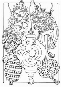 Chinese Lantern Coloring Page | Share Your Craft ...