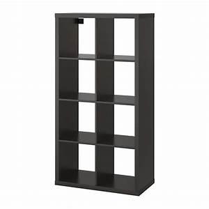 Etagere Expedit Ikea : kallax shelf unit black brown ikea ~ Dallasstarsshop.com Idées de Décoration