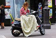 Skirt Street-Style Fall