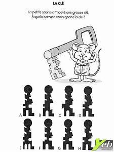 Clé Bloquée Dans La Serrure : coloriage reflechi avec les clefs photo de mini jeux la caverne de l 39 animation ~ Gottalentnigeria.com Avis de Voitures