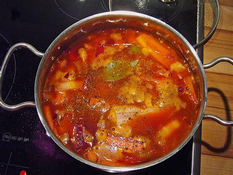 russischer borschtsch rezept mit bild von abillig