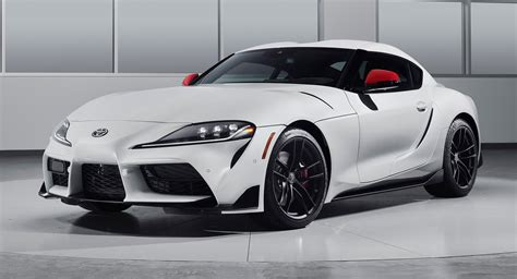 2020 Toyota Supra Widebody Wallpaper by 2020 Toyota Supra Launch Edition Is Exclusive To 1500 U S
