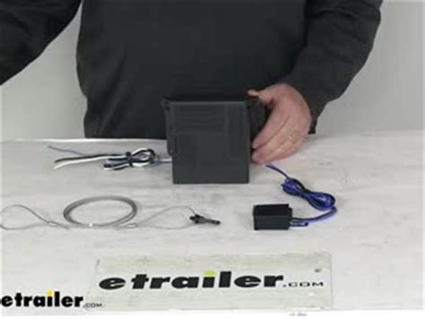 Engager Trailer Breakaway Kit With Charger Tester