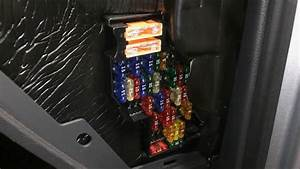 How To Access The Fuse Box In A 2003 Volkswagen