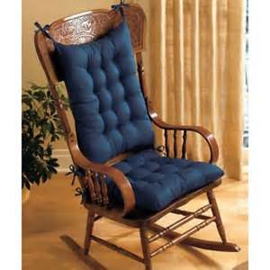 wooden rocking chair cushions october 2017