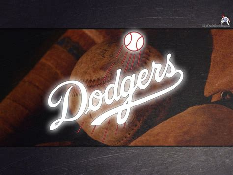 Los Angeles Dodgers Baseball Wallpapers