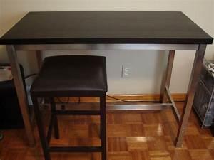 Table Haute Bar Ikea : table de bar ikea utby ~ Teatrodelosmanantiales.com Idées de Décoration