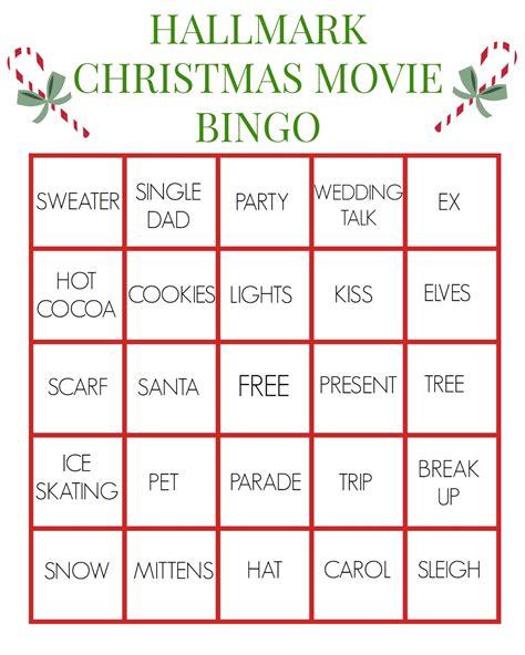 hallmark christmas  bingo  true fanatics