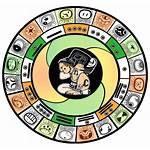 Maya Calendario Aztec Calendar Clipart Mayas Nuevo