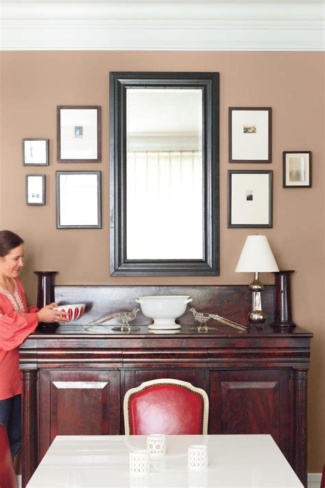 Decorating A Sideboard by Decorating A Dining Room Buffet Southern Living