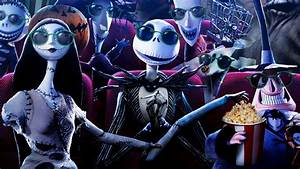 Jack and Friends Nightmare Before Christmas Wallpaper ...