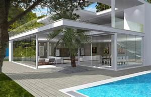 Stunning Terrazzi Chiusi Con Vetrate Contemporary - Idee Arredamento ...