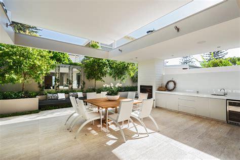 ozone extension renovation contemporary patio perth