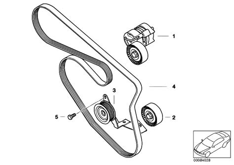 Original Parts For Compact Engine Belt