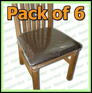 plastic seat covers for dining room chairs large and
