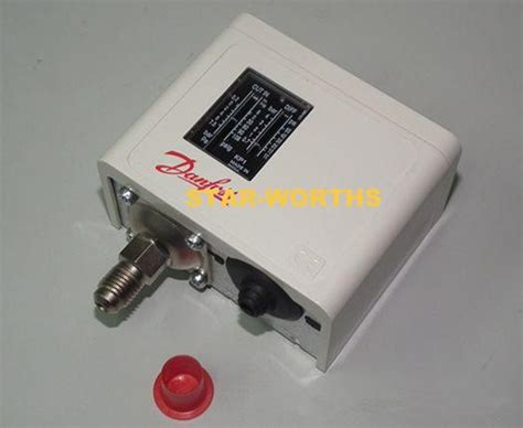 Series Danfoss High Low Pressure Switch With Adjustable