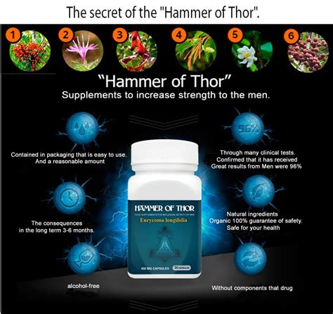 supplement for potency vigaron capsule hammer of thor