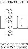 Valco ST Flowpath Selector - High Pressure