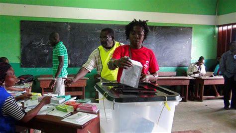 resultat bureau de vote gabon l 39 ue demande la publication des quot résultats par
