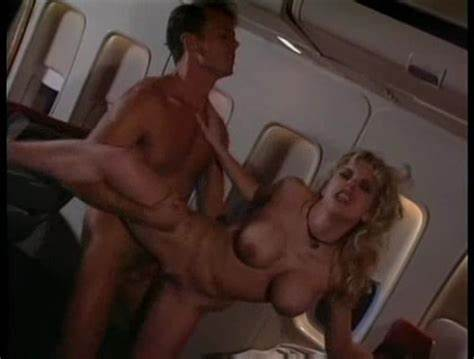 Classic Pounding Sex Vids In An Airplane