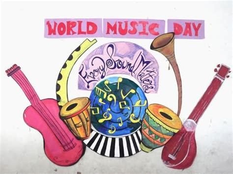 42 Incredible Pictures Of World Music Day Greetings