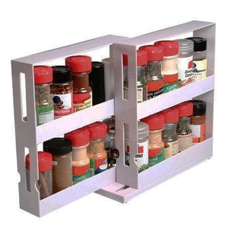Swivel Store Spice Rack by Spice Bottles Swivel Store Kitchen Shelf Tidy Holder Tray