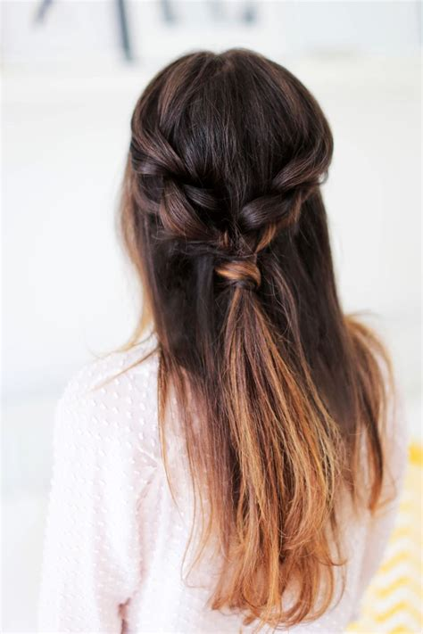 easy everyday hairstyle luxy hair blog all about hair