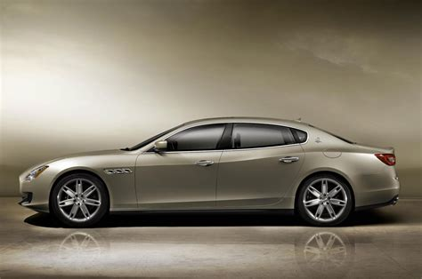 Maserati's Most Powerfull Luxury Sedan