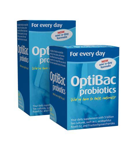 Optibac Probiotics For Every Day Extra Strength Your