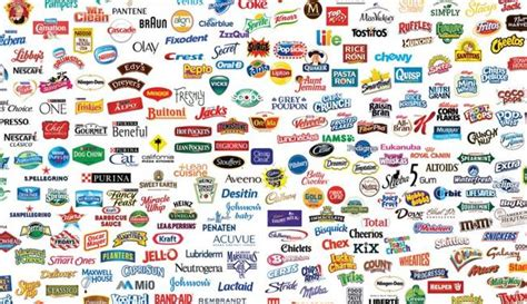 These 11 Companies Control Everything You Buy | Zero Hedge