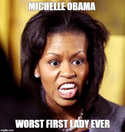 Meme Michelle - michelle obama lookalike imgflip