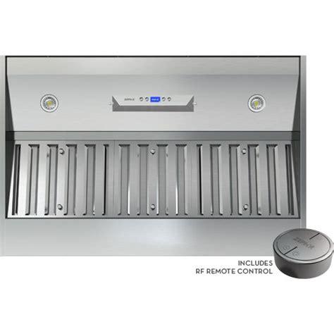 zephyr akas cabinet insert  piece liner   cfm internal blower  speeds dcbl