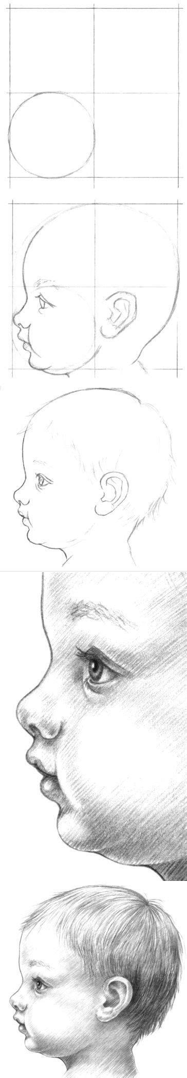 disegno realistico tutorial pc69 pineglen