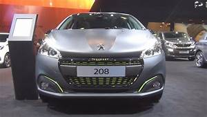 Peugeot 208 1 2 Puretech : peugeot 208 allure 1 2 puretech 110 s s eat6 2017 exterior and interior in 3d youtube ~ Medecine-chirurgie-esthetiques.com Avis de Voitures