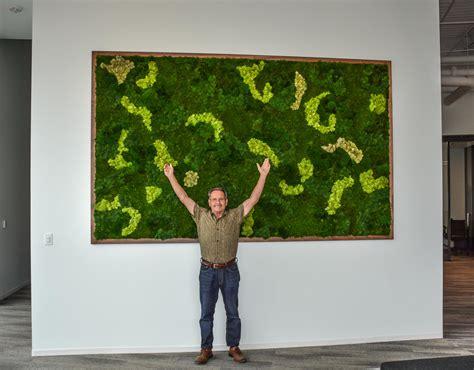 moss walls truevert vertical garden solutions san diego