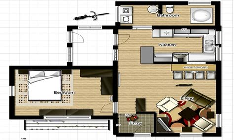 small one house plans small homes and cottages small one bedroom house floor