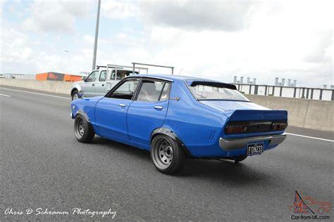 Datsun Models By Year by 1976 Datsun 120y Sedan Turbo In Qld