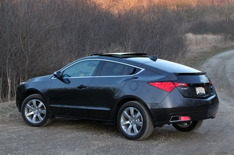 review  acura zdx photo gallery autoblog