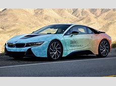 Reviewed 2017 BMW i8