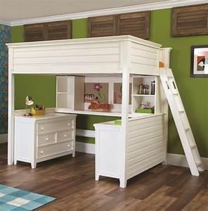 Hochbett Mit Schreibtisch Günstig : hochbett mit schreibtisch funktionale betten finden ihren richtigen platz im kinderzimmer ~ Indierocktalk.com Haus und Dekorationen