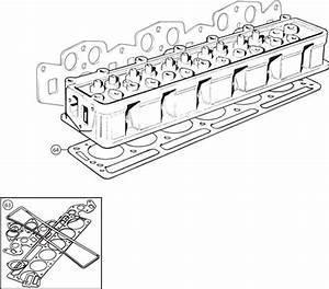 Triumph Tr5-250 Cylinder Head Gaskets