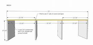 Mudroom Bench Height Plans DIY Free Download purple heart