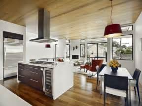 Interior Exterior Plan  Kitchen Interior Theme In Wooden