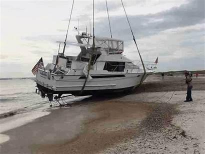 Boat Story Valhalla Beached Lift Fernandina