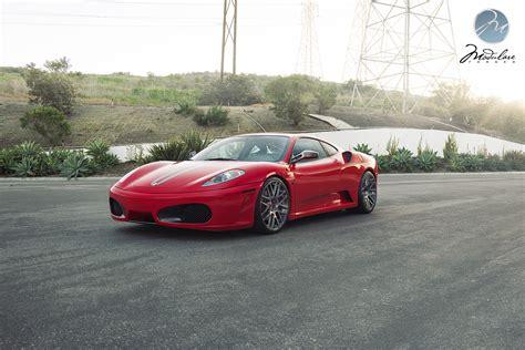 ferrari f430 custom ferrari f430 custom wheels modulare b14 20x8 5 et tire
